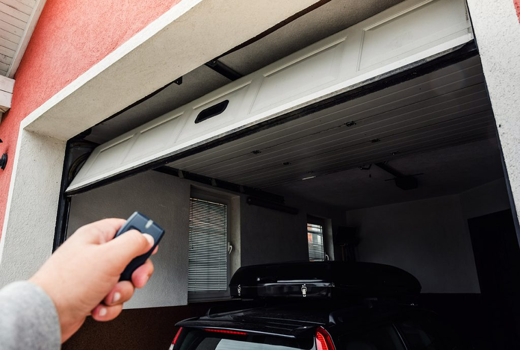 Tips to Fix a Slow-Opening Garage Door